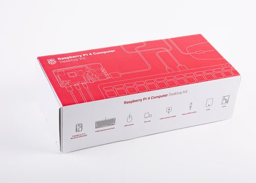 树莓派4正式发布:性能飙升 配件丰富 依然35美元起售